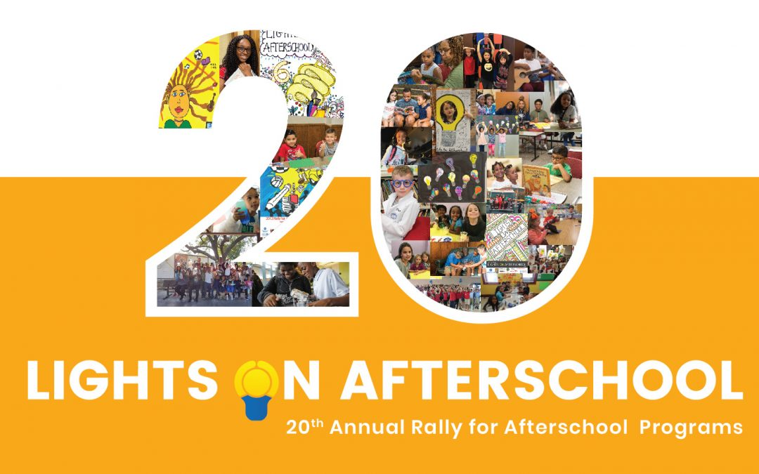 The NC Center for Afterschool Programs Celebrates the 20th Anniversary of Lights On Afterschool at the Governor's Executive Mansion