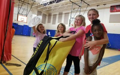 Program Spotlight – Rockingham County National Junior Tennis & Learning Network