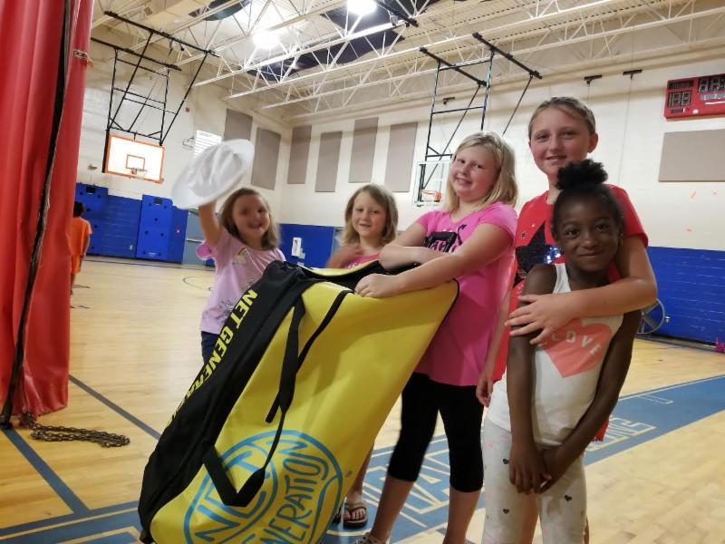 Program Spotlight – Rockingham County National Junior Tennis & Learning Network