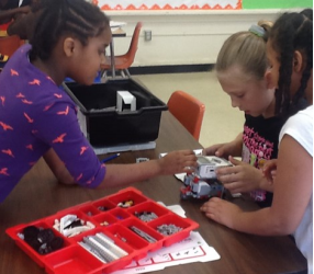 Program Spotlight – SYSTEM (Strengthening Youth Through STEM)